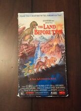The Land Before Time VHS Tape