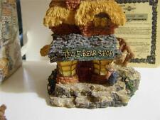 Boyds Bearly Built Villages - Ted E. Bear Shop 886