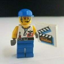 LEGO Grip Studios Crew Minifig STU005 Movie Steven Spielberg + Clapper 3068bpx6