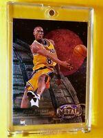 Kobe Bryant MINT RARE SKYBOX METAL UNIVERSE HOLOFOIL #81 INSERT CARD!