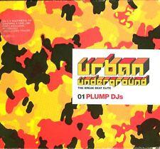 PLUMP DJS urban underground: the breakbeat elite (2X CD album) EX/EX 502264 2