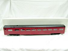 Accucraft Canadian Pacific Passenger Car, Coach 1:32 Scale Runs on G Gauge Track