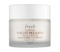 FRESH Lotus Youth Preserve Face Moisturizer/Cream Multi-Size