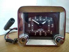 Vintage Smiths Jaeger Classic Car Dashboard Clock  CE 3504/01 - Dash Panel Gauge