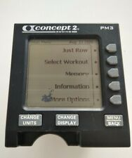 Concept 2 PM3 Monitor , worldwide delivery available.