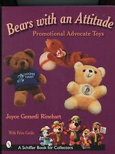 Bears with an Attitude Promotional Advocate Toys 2000
