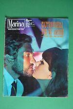 Histoire D' Image Marine Lancement 75/1968 Stunt Double Pour Un Amour Gill