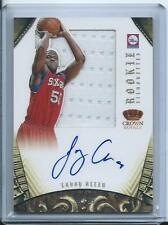 Lavoy Allen 2012-13 Preferred Silhouettes Rookie Autograph /99