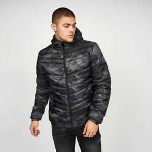 Smith & Jones - Men's Decaro Camo Jacket Black Camo