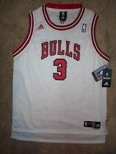 ($55) ADIDAS Chicago Bulls BEN WALLACE nba SWINGMAN Jersey YOUTH KIDS BOYS (xl)