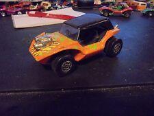 MATCHBOX / mb  1:43 / RARE  sand  cat 1970's  K-37  model > SUPERB vintage buggy