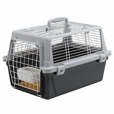 Ferplast Atlas 20 Vision Pet Carrier - Cushion and Drinking Bowl Included
