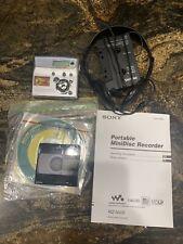 Sony MZ-N505S Net MD Walkman