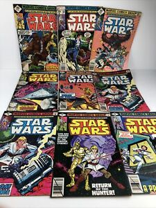 Marvel Star Wars Comic Book Lot