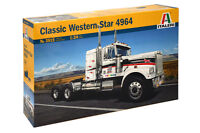 Italeri Classic Western Star 4964 truck 1/24 model kit new 3915