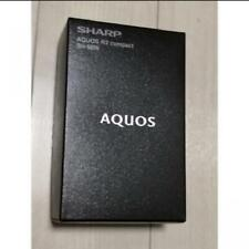 Sharp SH-M09W AQUOS R2 Compact Deep White FreeNew Android 5.2 in 64 GB Japan