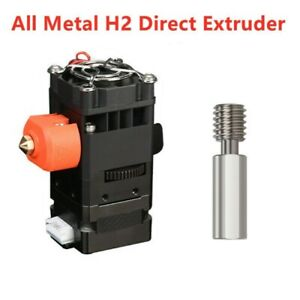BIQU H2 Direct Extruder Dual Drive Gear Extrusion 1.75mm Titanium Alloy Throat