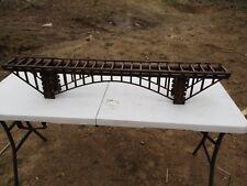 "G Scale Bridge 48"""