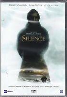 Dvd **SILENCE** di Martin Scorsese con Liam Neeson nuovo 2017