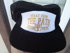 Stray From the Path Ball Cap Hat - OSFM - LONG ISLAND NEW YORK SOCALSHIRTS619
