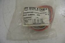 TPC Wire & Cable 89500 90 Deg Male Receptacle 5 Pole