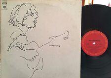 David Bromberg 1971 US 1st Debut Album VG+/VG+  (Bin GP)
