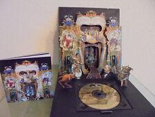 Michael Jackson Dangerous Limited Edition 1991 CD 3D Gatefold Plus Gold CD