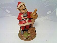 "Tom Clark Gnome Santa Baby w/ Bottle #5096 Edition #44 Cairn Studio 7.5"""