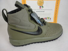 lowest price a7a65 26715 Nike Lf1 Lunar Force 1 Duckboot 17 Mens Shoe Size 11 916682-202 Olive Green