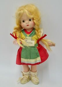 Cute Composition Patsyette in Belgian Costume