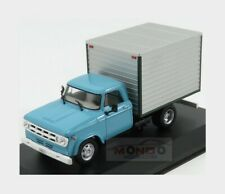 Dodge D400 Van Truck Cassonato 1971 Light Blue Silver WHITEBOX 1:43 WB275T Model