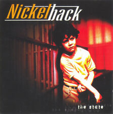 NICKELBACK The State 2000 CD Very Good Condition BMD Direct