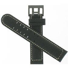 Hamilton 20mm Black Textile Strap Khaki Field Series Watch Band H600705113