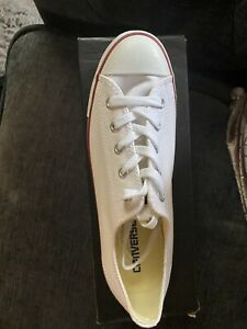 Converse Trainers Slim Size 6
