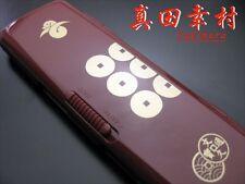 Japanese Portable Choptstick - Yukimura - Red