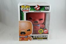 Funko Pop! Vinyl Ghostbusters Stay Puft Marshmallow Man Glow Pink #109 Exclusive