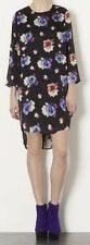 Topshop 3/4 Sleeve Casual Tunic Dresses for Women