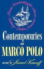 Contemporaries Of Marco Polo