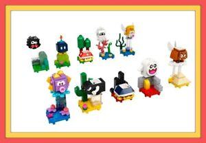 LEGO Super Mario Minifigure 71361 - [  ** Pick Your Own **  ]