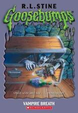 Vampire Breath (Goosebumps) by Stine, R L; Stine, R.L.
