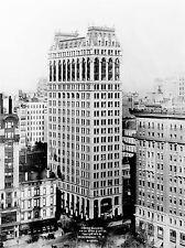 VINTAGE Photo Architectural croisic edificio New York City USA Stampa lv4831