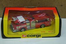 Corgi #2029 - Mack Fire Truck,1981,Lovely Example BOXED. T16
