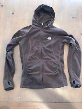 Women's The North Face TKA 100 Texture Masonic Hooded Fleece Jacket - Medium