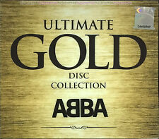 ABBA Greatest Hits GOLD Disc Collection 1999 MALAYSIA CD RARE NEW SEALED