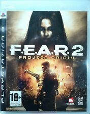 F.E.A.R 2. Project Origin. Ps3. Fisico. Pal Es