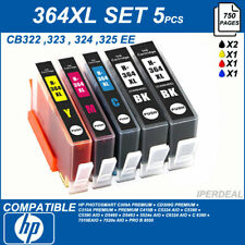 Hp Cb325ee - 364xl Yellow Ink Cartridge