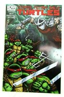 Teenage Mutant Ninja Turtles #35 RE SDCC 2014 Variant 2011 Series IDW Comic Book