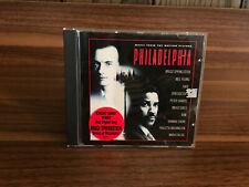 Philadelphia OST Soundtrack CD 93 Tri-Star Playgraded