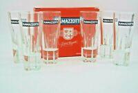 6 Ramazzotti Likör Gläser - 2/4 cl - Bar,Gastronomie Qualität, Cocktail, Neu/OVP
