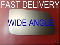 VAUXHALL ASTRA MK4  1998-2004 DOOR WING MIRROR GLASS CONVEX RIGHT OR LEFT